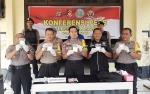 Sabu Seberat 0,503 Kilogram yang Diungkap Polres Sukamara Bernilai MiliaranRupiah