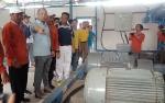 Bupati Barito Selatan Tinjau Pengolahan Air Bersih PDAM Tirta Barito