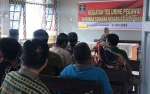 Kepala Rutan Kelas IIB Kuala Kapuas Ingatkan Pegawai Tidak Konsumsi Obat Terlarang