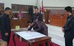 Ini Susunan Anggota Komisi II DPRD Gunung Mas
