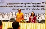 Perpustakaan Harus Dirancang Punya Nilai Manfaat Tinggi di Kalimantan Tengah