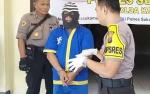 Tersangka Pembawa Sabu Seberat 0,503 Kilogram Terancam 20 Tahun Penjara
