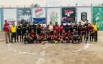 Rutan Palangka Raya Gelar Kompetisi Futsal Seri IV Pererat Kebersamaan Antara ASN dan Warga Binaan