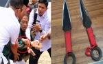Ini Pisau Ninja yang Digunakan untuk Tusuk Wiranto