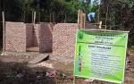 Dinas Pertanian Barito Timur Bangun Gudang Obat
