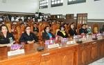 Ini Susunan Keanggotaan Komisi III DPRD Kabupaten Gunung Mas