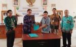 Pemerintah Kabupaten Barito Timur dan KPP Muara Teweh Tandatangani Kesepakatan