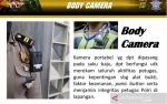 Anggota Ditlantas Polda Metro Dilengkapi Body Camera Pelindung Diri