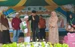 Anggota DPRD Kapuas Berharap Festival Maulid Habsyi MAN Berlanjut Tiap Tahun