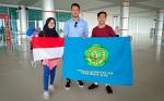 Empat Mahasiswa Universitas Palangka Raya Raih Medali Perak di Kompetisi Internasional