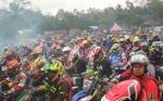 Ratusan Rider Ikuti Lamandau Babukung Adventure Trail 2019