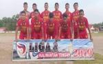 Liga 3 Zona Kalteng, Persekat Katingan Bertekat Raih Poin Penuh Hadapi Persebun Sore Nanti