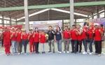 Ketua Harian KONI Barito Timur Apresiasi Turnamen Bola Voli Ikatan Guru Indonesia