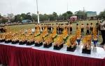 Ribuan Anggota Pramuka Meriahkan Gebyar Pesta Siaga di Palangka Raya