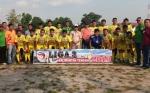 Persekat Katingan Ungguli Persebun 1 - 0 di Liga 3 Zona Kalteng