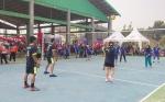Ikatan Guru Indonesia Barito Timur Gelar Turnamen Voli
