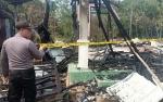Ini Kronologis Kebakaran Dua Rumah Warga Desa Mantangai Hilir