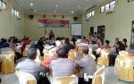 Kapolres Kotawaringin Timur Gelar Diskusi dengan Pemerintah hingga Tokoh Agama dan Masyarakat