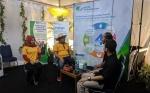 BPJS Ketenagakerjaan Cabang Pangkalan Bun Turut Meriahkan HUT ke 60 Kobar