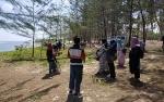Pengunjung Diminta Jaga KebersihanKawasan Pantai Sungai Bakau