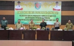 Bupati Katingan Buka Rapat Koordinasi Pengendalian Pelaksanaan Rencana Pembangunan Triwulan III