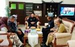 Bupati Barito Utara Terima Kunjungan Wakil Rektor I IAIN Palangka Raya