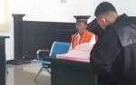 Tukang Parkir Nyambi Penjual Togel Dituntut Penjara 5 Bulan