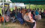 Ratusan Warga Desa Pematang Limau Antusias Ikuti Pemeriksaan Kesehatan Polres Seruyan