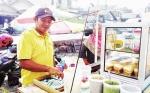 Pedagang Kaki Lima di Barito Timur Pasrah Terhadap Penertiban