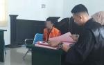 Pencuri Barang Berharga di Puskesmas Semanggang Dituntut 1,6 Tahun Penjara