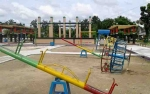 Fasilitas Taman Bermain Anak di Pulang Pisau Alami Kerusakan