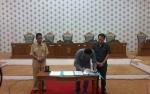 DPRD Katingan Gelar Rapat Paripurna Penandatanganan Keputusan Tata Tertib Dewan