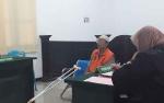 Jalani Sidang Pakai Tongkat, Pencuri Ponsel Mengaku Kapok