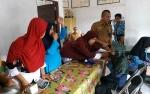 Dinas Kesehatan Seruyan Turunkan Tim Dukung Bakti Sosial