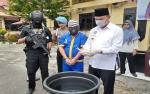 Bupati Apresiasi Polres Sukamara Berhasil Ungkap Peredaran Narkoba