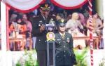 Indeks Kepuasan Publik Paling Tinggi , Korem 102/Panju Panjung Berkomitmen Berbakti untuk Negeri