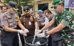 Bupati Sukamara Harapkan Tersangka 0,5 Kg Sabu Tidak Ulangi Perbuatannya