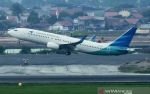 Garuda Indonesia akan Tetapkan Dirut dan Komut Baru di RUPSLB Hari Ini