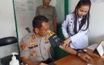 Jajaran Polres Katingan Donor Darah untuk Bantu Warga