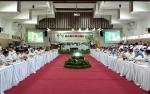 Gubernur Kalteng Pimpin Rakordal Program Pembangunan Triwulan III