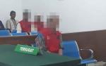 Terdakwa Kasus Sabu Dituntut 8 Tahun Penjara