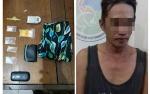 Polisi Ringkus Pengedar Sabu di Ruko Jalan Juanda Sampit