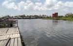 DLHSukamara Tunggu Hasil Pemeriksaan Sampel Air Sungai Jelai