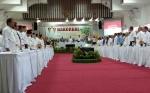 Gubernur Kalteng Kembali Ingatkan Tertibkan Plat Non KH ke KH