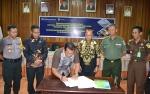 Pemkab Seruyan Jalin Kerjasama dengan KPP Pratama Sampit Tingkatkan Kepatuhan Pajak