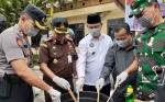 Ungkap Setengah Kilogram Sabu, Polres Sukamara Selamatkan 2.000 Jiwa