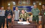 KPP Pratama Sampit Siap Bantu Pemkab Seruyan Kejar Target PBB P3