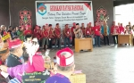 Gubernur Kalteng Hadiri Silaturahim Dayak Nasional di Betang Hapakat