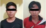 Anggota Polsek Dusun Tengah Bekuk 2 Pengedar Narkoba Jenis Sabu