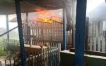 Tiga Makam di Palangka Raya Terbakar